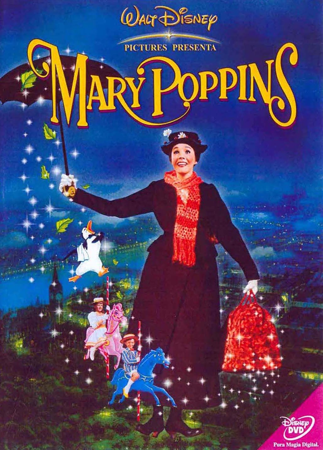 Ver Trailers Y Sinopsis Online Mary Poppins 1964 Mary Poppins Movie Mary Poppins Movie Posters Mary Poppins 1964