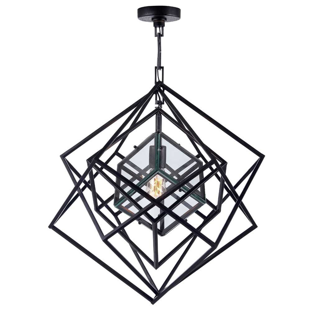Cubist small chandelier h o m e iswhereyour d e s i g n is