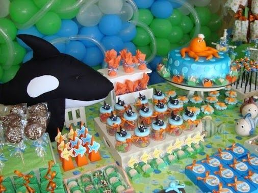 Baby Shower Ideas Google Perfect For My Under The Sea Themed