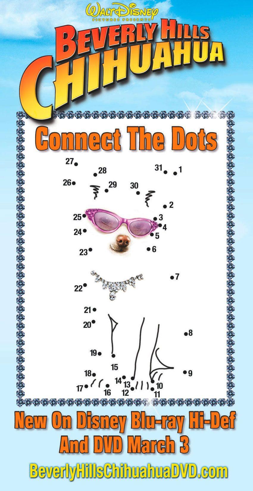 Beverly Hills Chihuahua - Chloe Dot to Dot | Chihuahuas! | Pinterest