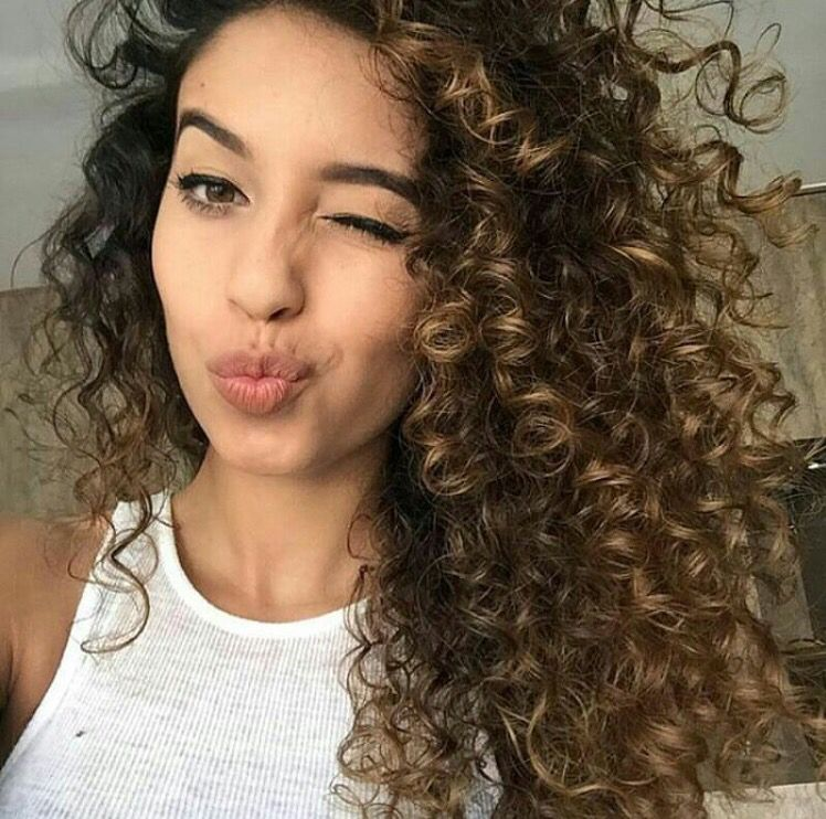 Geizel619 For The Love Of Curls Pinterest Curly Hair Goals