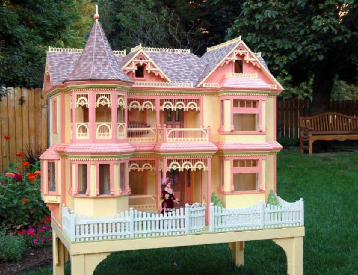 Victorian Barbie Doll House Free Plans Now That 39 S A