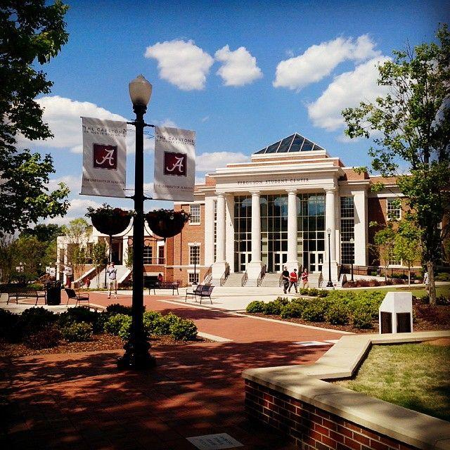 Universityofalabama On Tagboard University Of Alabama The University Of Alabama Alabama Roll Tide