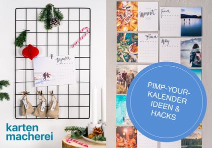 DIY Brautkalender mit Ideen zum Füllen | Basteln silvester ...