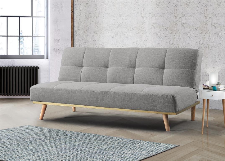 Snug Sofa Bed In 2020 Fabric Sofa Bed Sofa Bed Uk Grey Sofa Bed