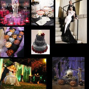 Halloween Themed Wedding Decorations | http://dilhizmetleri.info ...