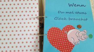 Wenn Du Mal Glück Brauchst Geschenke Office Supplies Und Notebook