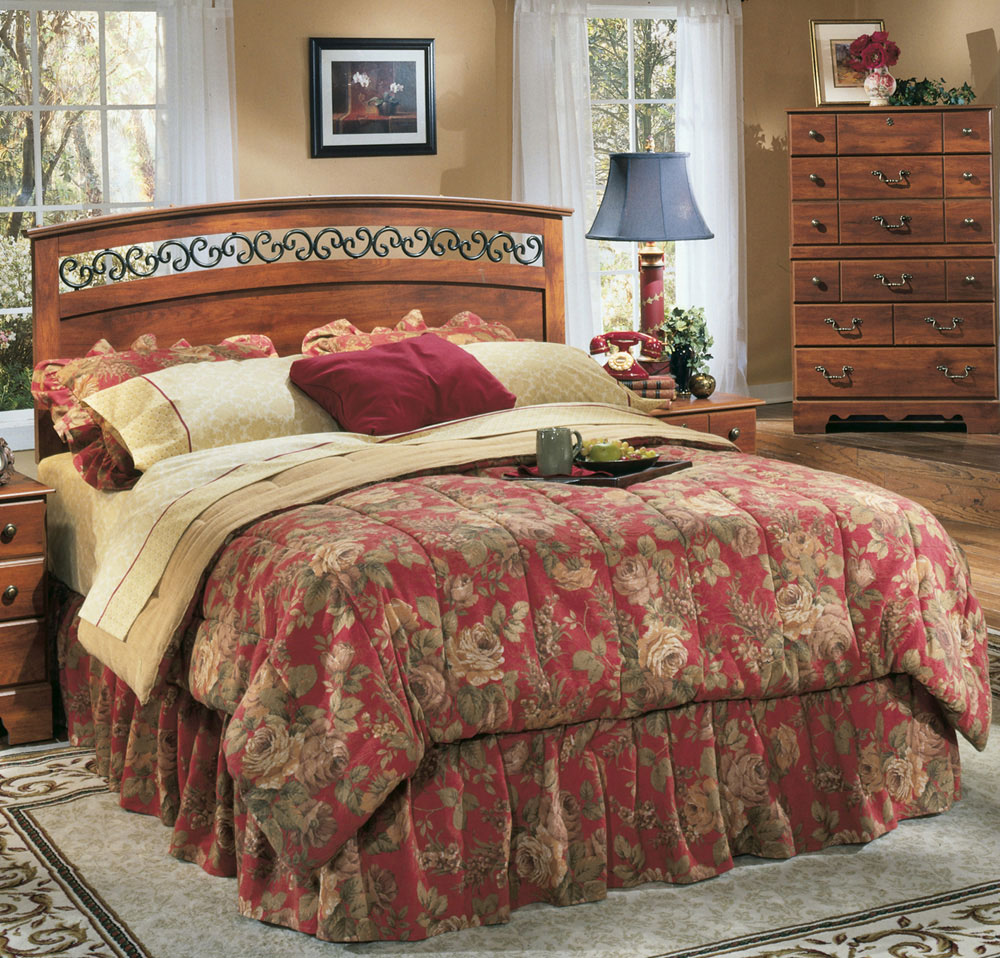 Timberline Full/Queen Panel Headboard by Ashley Home