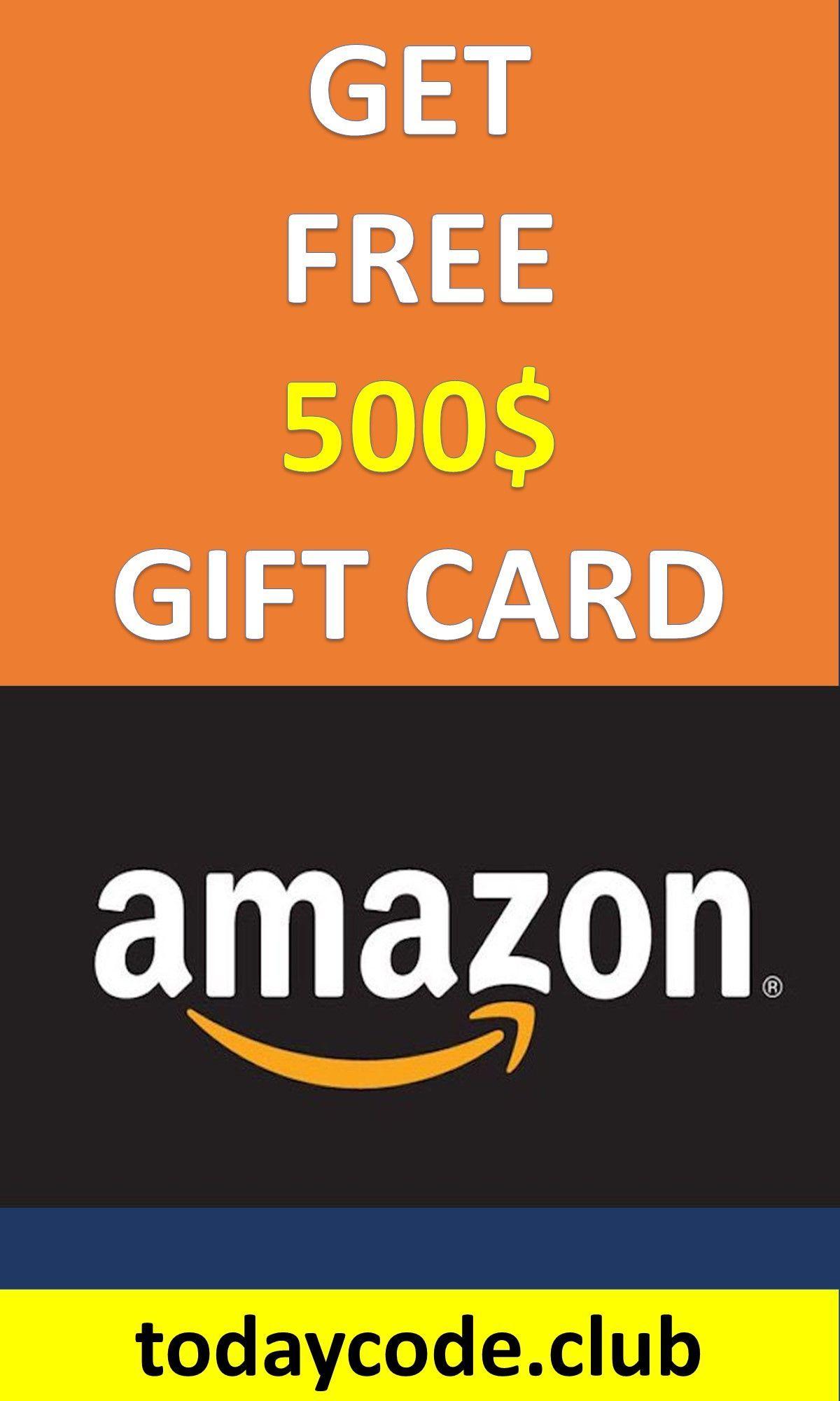 How To Get Free Amazon Gift Card Amazon Gift Card Free Free Gift Card Generator Free Amazon Products