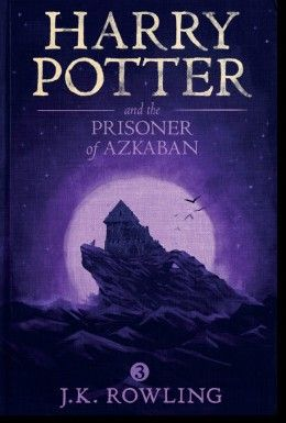 Olly Moss Cover Harry Potter Book Covers Prisoner Of Azkaban Prisoner Of Azkaban Book