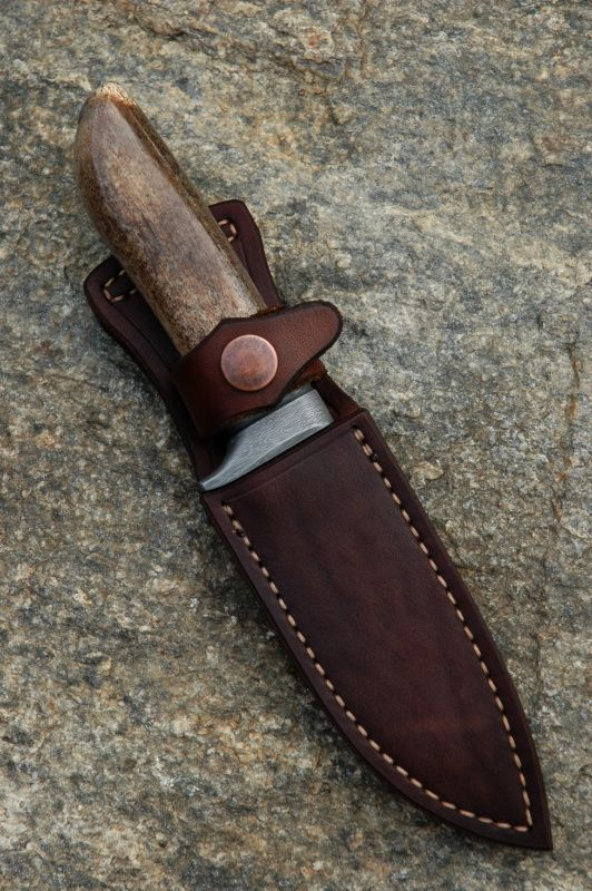 Knives from the workshop of Roman Blaha - Page 8