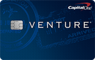 10 best credit cards - the Capital Venture Card | Top Credit Cards