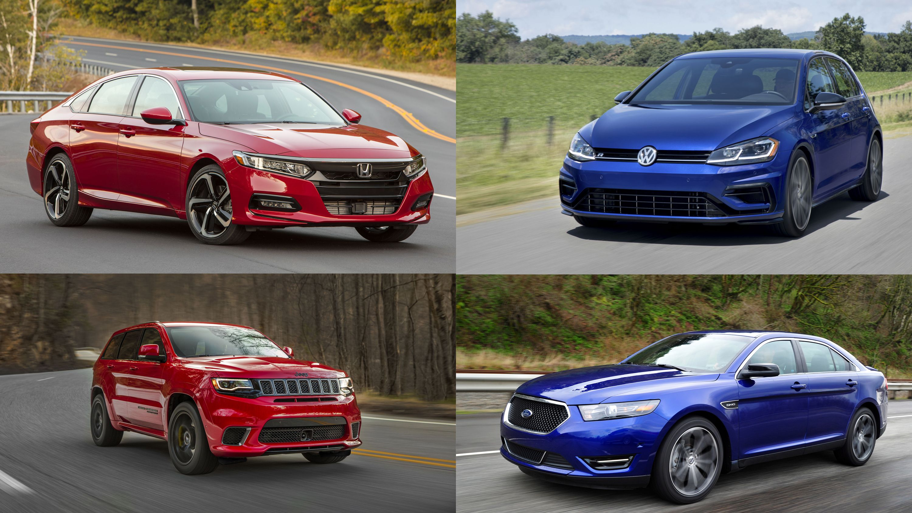 The Best Sleepers Money Can Buy In 2018 Cars Cheap Used Cars