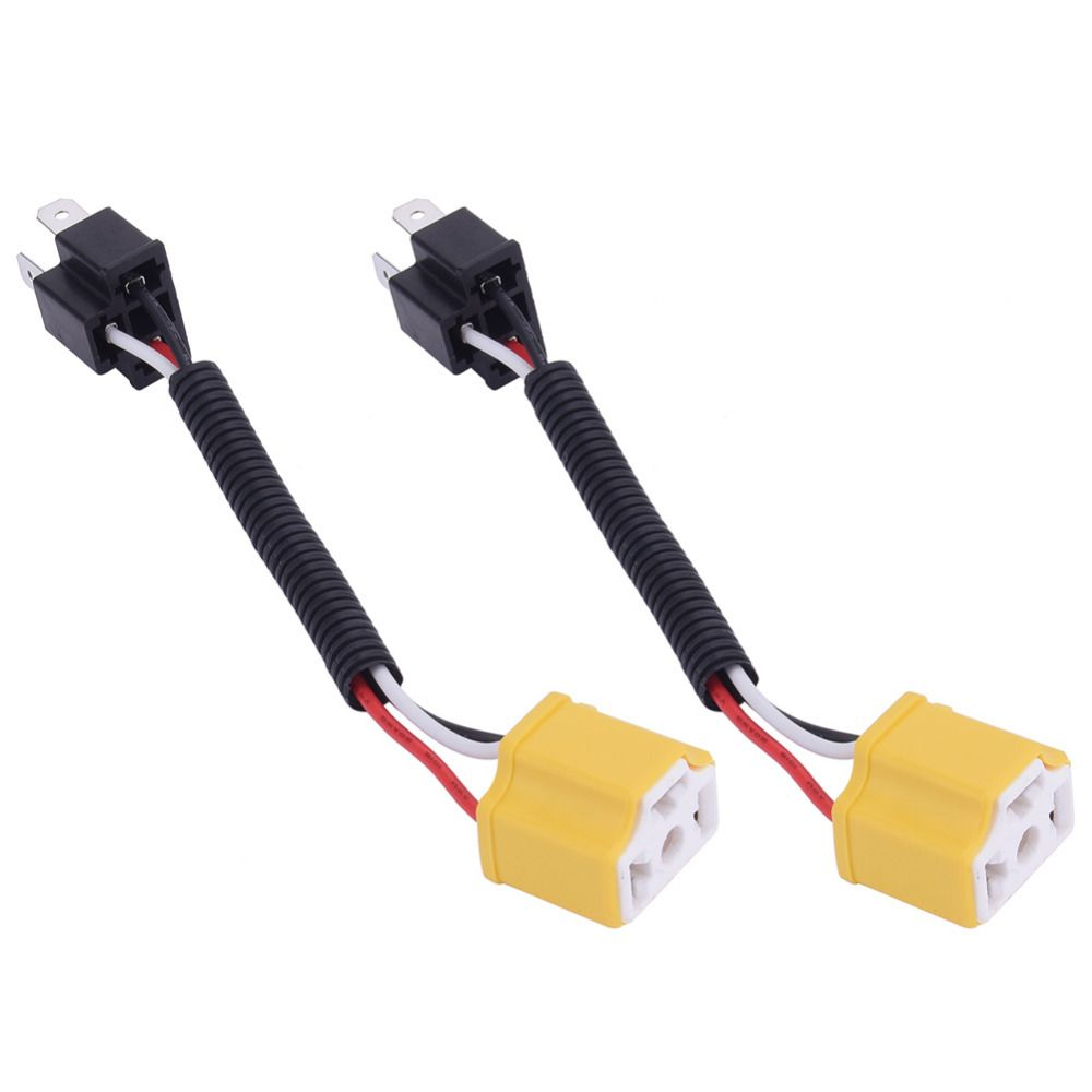 2pcs H4 Wiring Harness Socket Car Wire Connector Cable Plug Af091f116fcd0466a09eb9699f4316de 709105903799418214