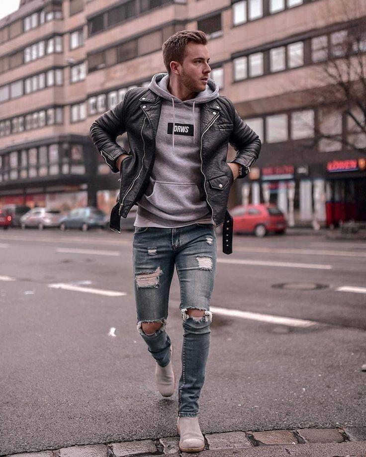 4 maneiras de usar calça jeans masculina