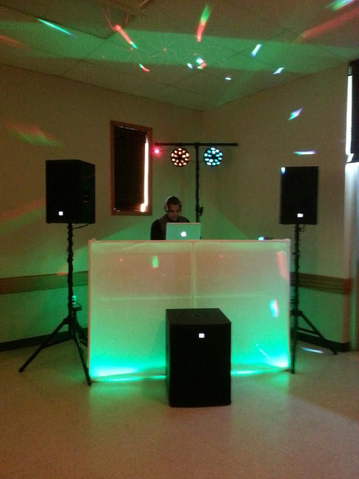 Dj Booth For Sale >> Pa Wedding Dj Booth In 2019 Dj Equipment For Sale Dj Equipment