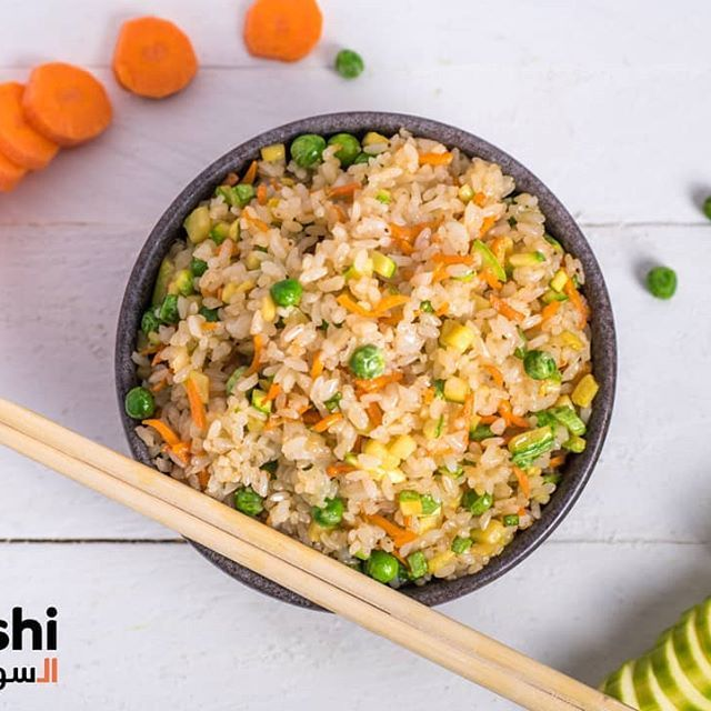 Veg FriedRice  SOAK INTO ASIAN FOOD  You can find us in Fifth settlement: NA Road inside  Veg FriedRice  SOAK INTO ASIAN FOOD   You can find us in Fifth settlement: NA Road inside wataneya gaz station For delivery:01067208650 Maadi : Zahraa el maadi  street 50 inside wataneya gaz sation For delivery: 01023336622 For catering please call on :01114555247 LSushi  السوشي