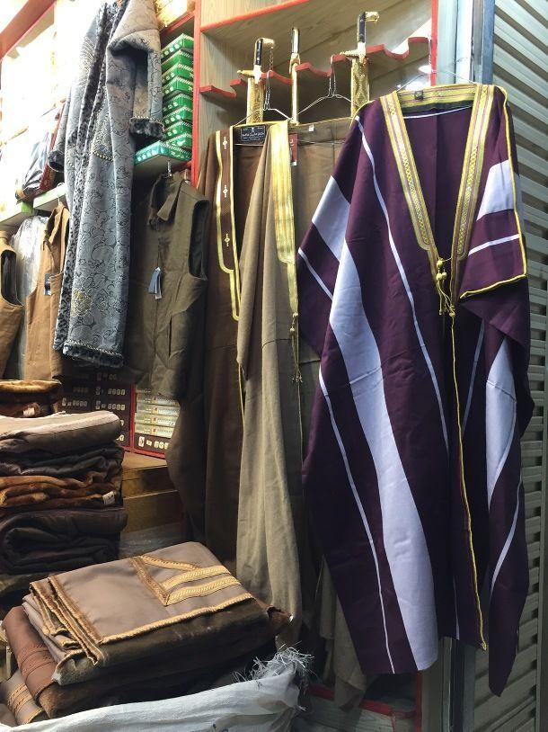 Riyadh Bisht Souk- Winter Coat Shopping in Saudi-Arabia | Gulf and