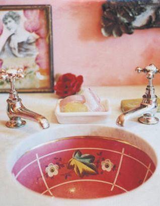 amazing bathroom sink!