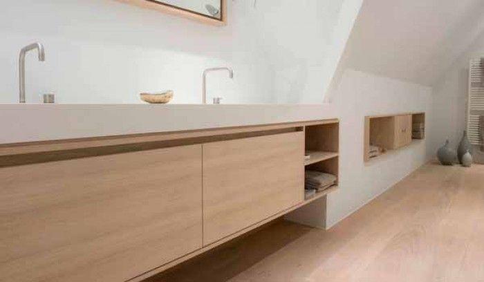 Badkamer minimalistisch eik google zoeken badkamer in