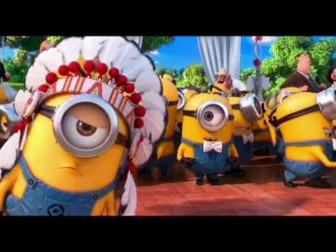 Daddy Yankee Limbo minions - YouTube