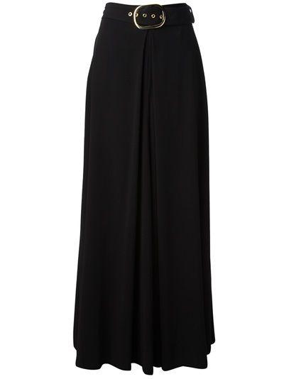 PIERRE BALMAIN Belted Maxi Skirt 1175.47