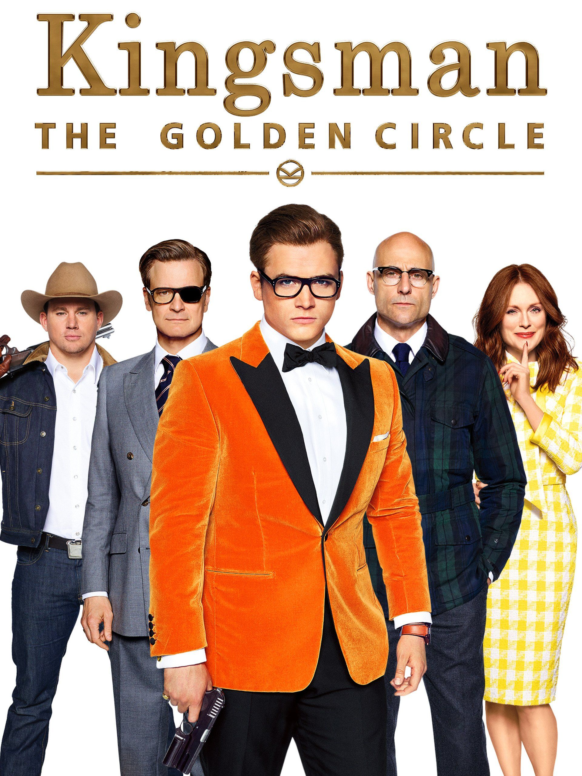 123Movies.] Kingsman: The Golden Circle (2017) Online Movie|ENGLISH ...