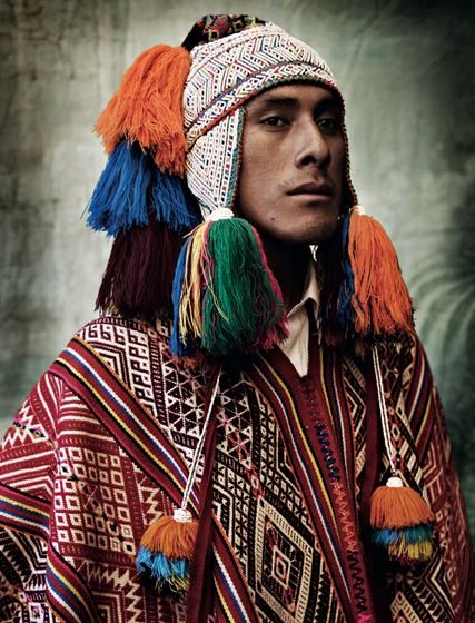 Mario Testino focus on the beauty of Peru | PanamericanWorld