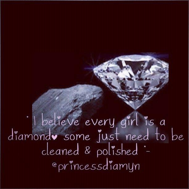 Diamonds ....   WE$T COAST PRINCE$$ DiAMYN   ;)