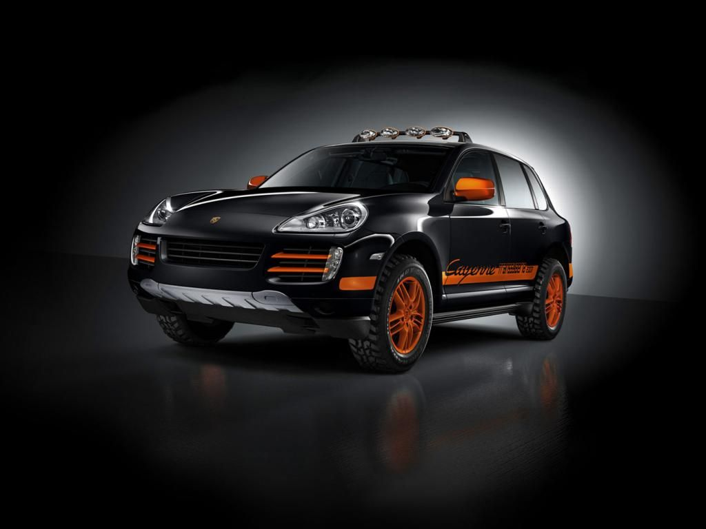 Ten surprising off road vehicles 5 porsche cayenne transsyberia