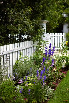 Landscape design pictures remodel decor and ideas my garden lovely cottage landscape if only i had a pickett fence for the manteo house workwithnaturefo