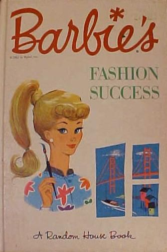 At age 10, I felt reading this book would prepare me for a career in fashion design, after which I could meet and marry Greg Brady or Steve McQueen....