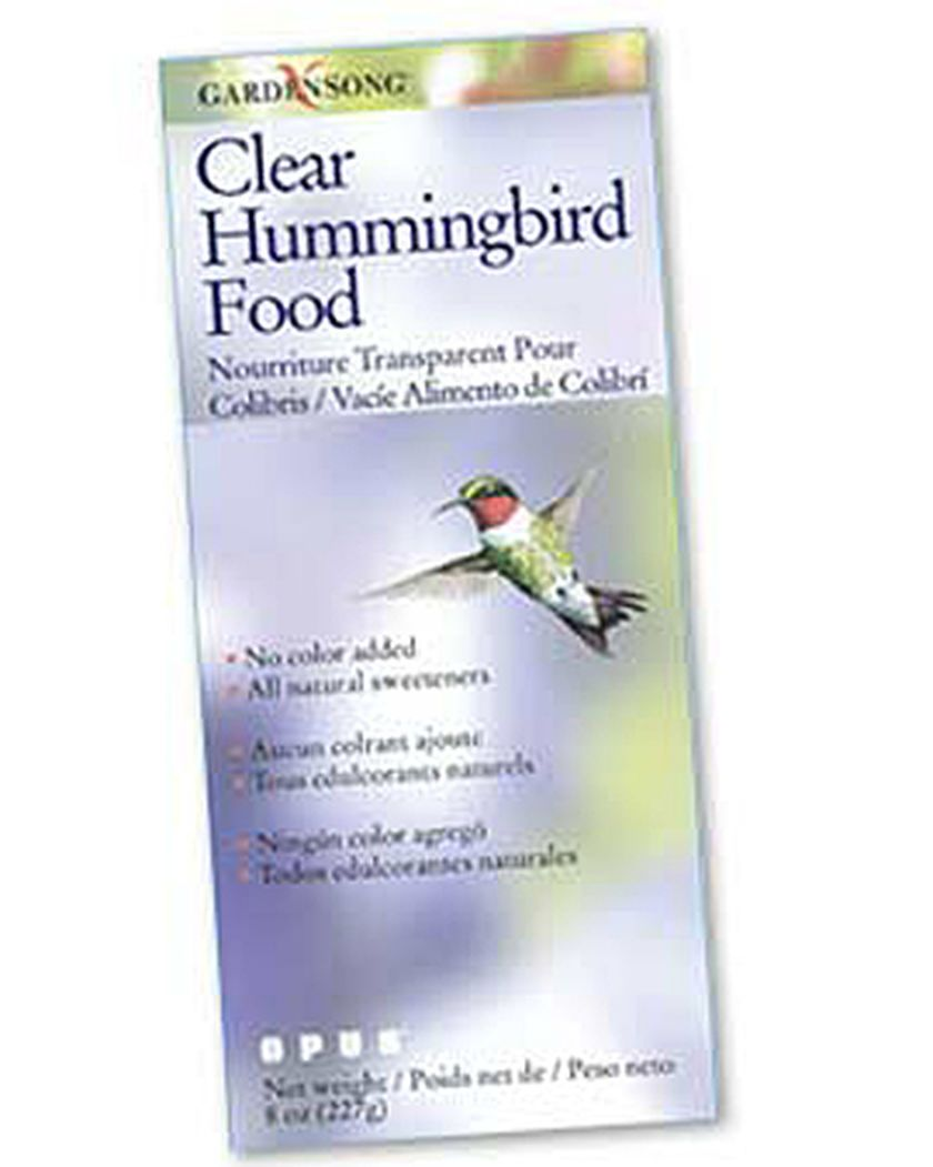 Instant Hummingbird Nectar Gardener's Supply