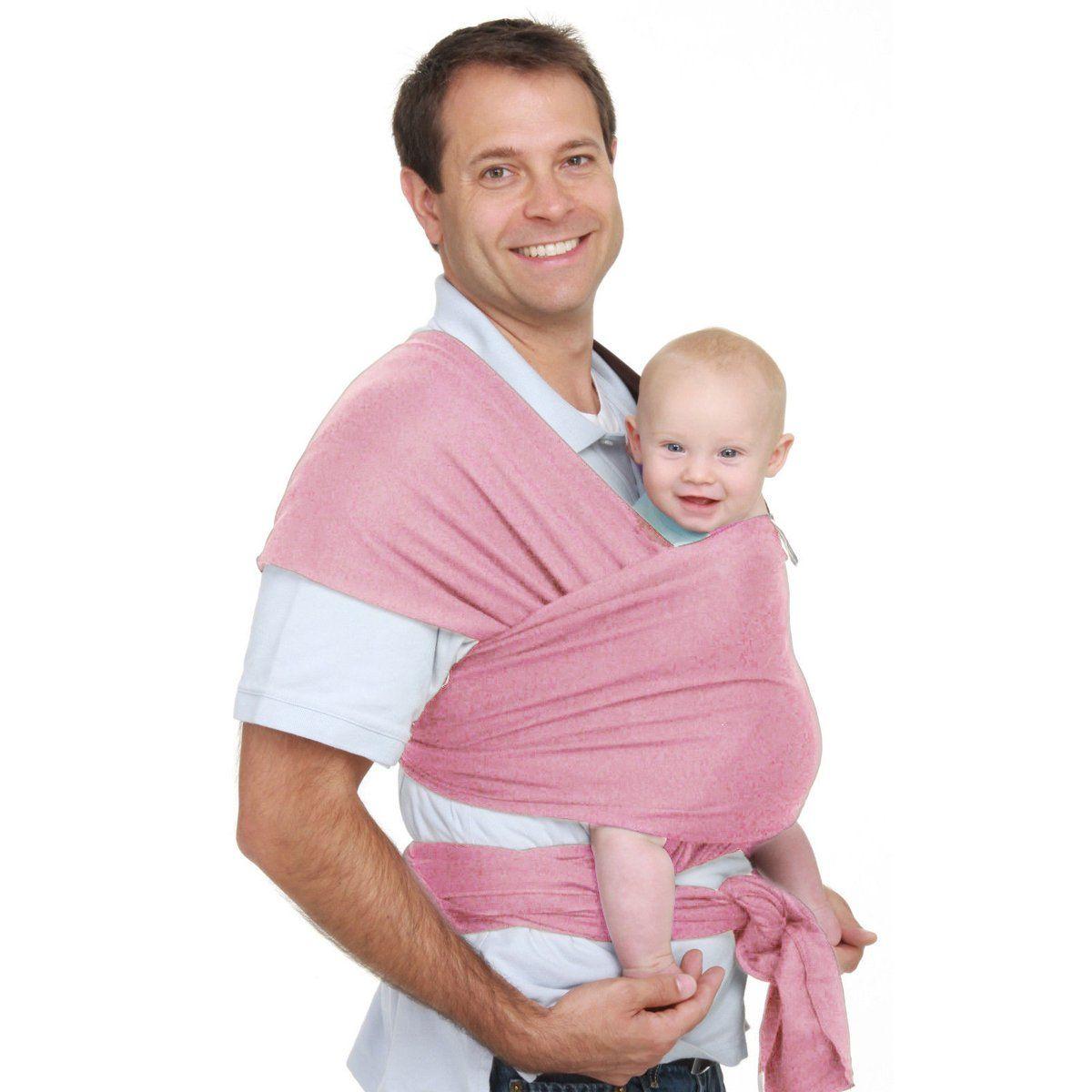 Dazone® Adjustable Infant Newborn Baby Sling Carrier Wrap Rider ...