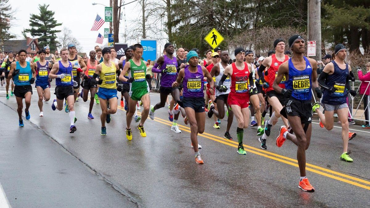 The Boston Marathon Cheat Sheet | Outside Online