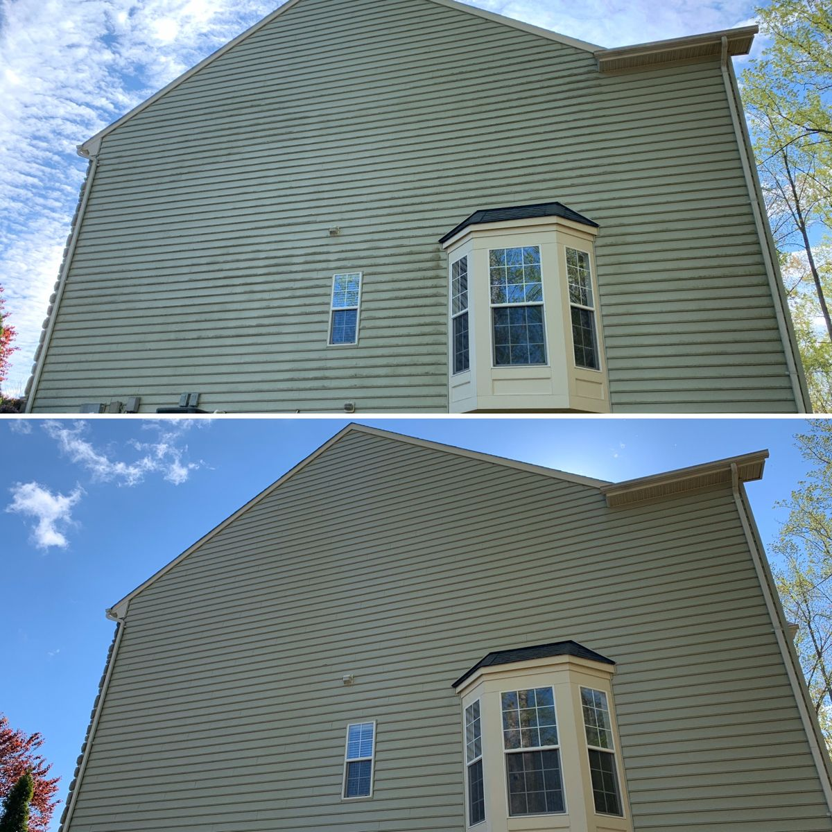 Pressure Washing Yawata Company Exterior Interior Painting Md Va Dc Pressure Washing House Wash Cleaning Gutters