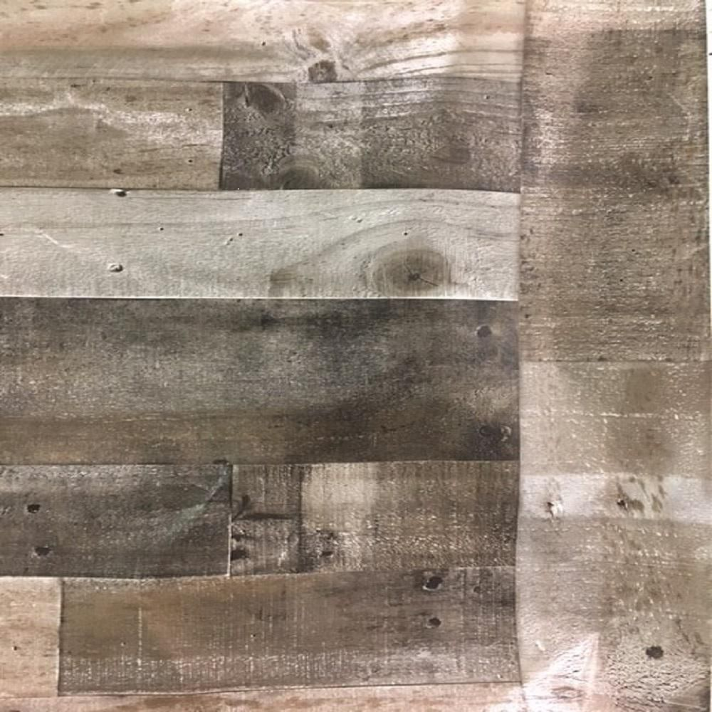 Weathered Grey Plank 32 Sq Ft Mdf Paneling Decorative Wall Panels Mobile Home Decorating Decorating A New Home