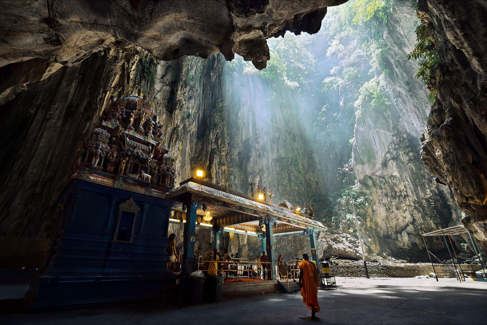Spirituality Batu Caves