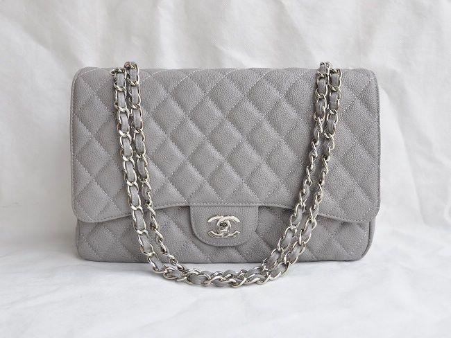 5b3cc49f45db grey chanel bag - Google Search
