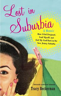 Tracy Beckerman nails this one~ Lost In Suburbia is a MUST read! Funny stuff, friends!