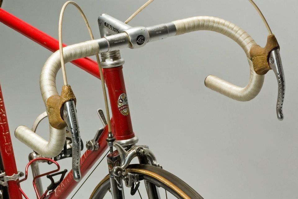 Pinarello Vintage Bike Bike Of Battaglin Giovanni Ita Inoxpran