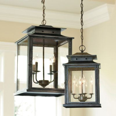 Small Lanterns For Over Island Large Foyer