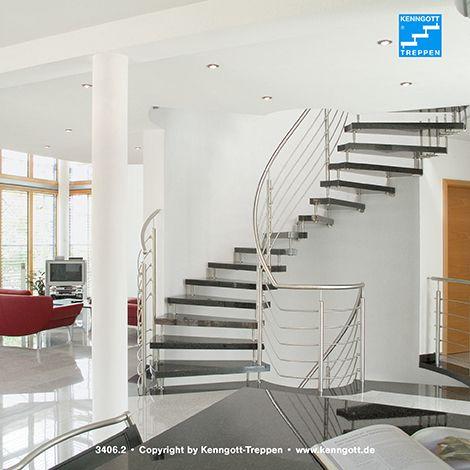 Kenngott Treppen kenngott treppe stufen graphitblack poliert mehr treppen unter