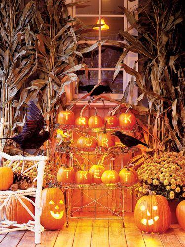 85+ New Ways to Decorate Your Halloween Pumpkins Mini pumpkins