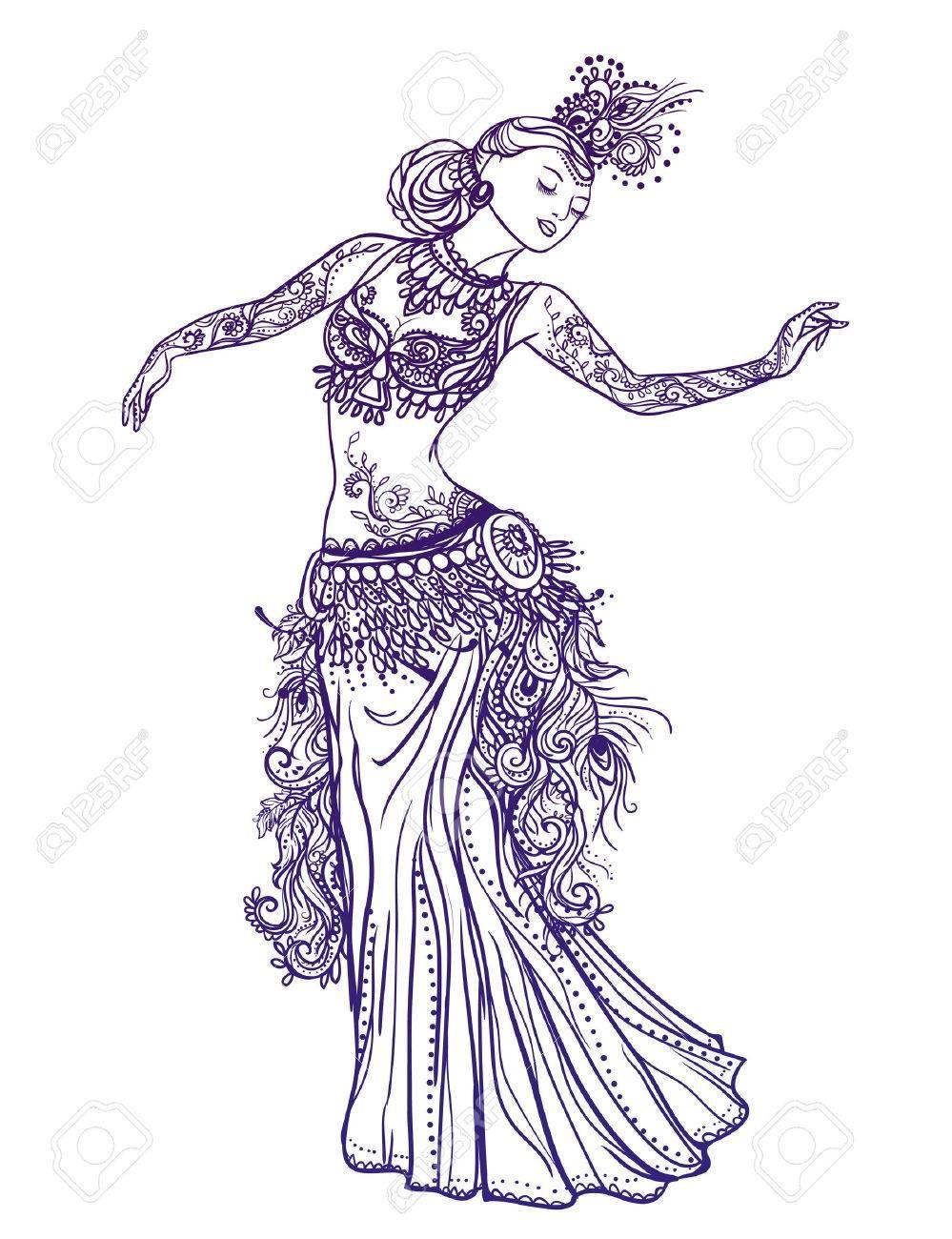Belly Dance Tattoo Recherche Google Belly Dance Tribal Belly Dance Dance Tattoo