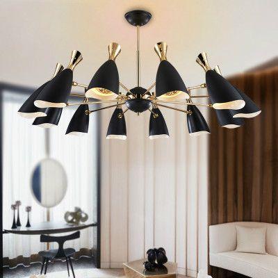 Delightfull duc designers Nordiques lustre moderne creative art - lustre pour salle a manger