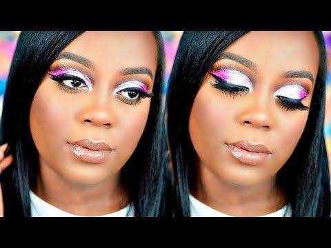 Ombre Pink Makeup Tutorial| NYX Cosmetics I Love Mochi Palettes http://cosmetics-reviews.ru/2018/01/17/ombre-pink-makeup-tutorial-nyx-cosmetics-i-love-mochi-palettes/