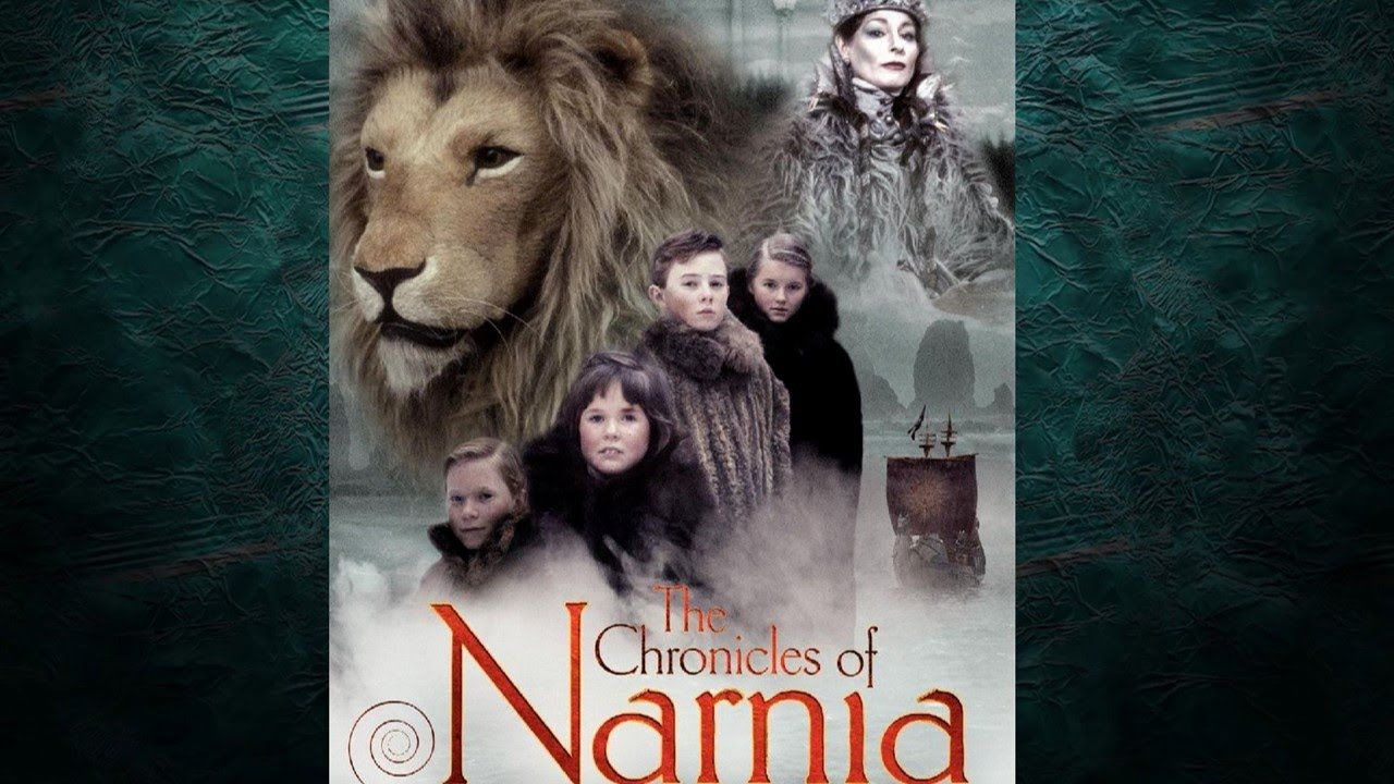 The lion witch and wardrobe Chronicles of Narnia Full