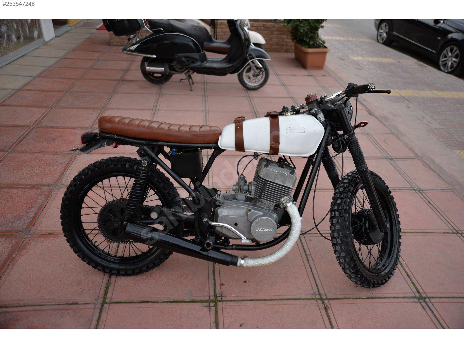 Jawa 350 Cafe Racer Motorbike Design Trike Motorcycle