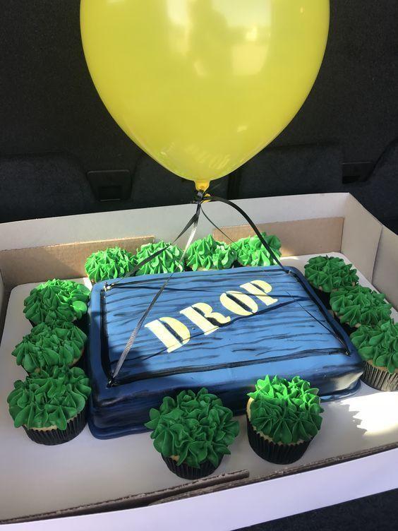 Torta Con Forma De Drop De Fortnite Pastel De Cumpleaños Chico Fiestas De Cumpleaños Para Chicos Cumpleaños De Muchacho